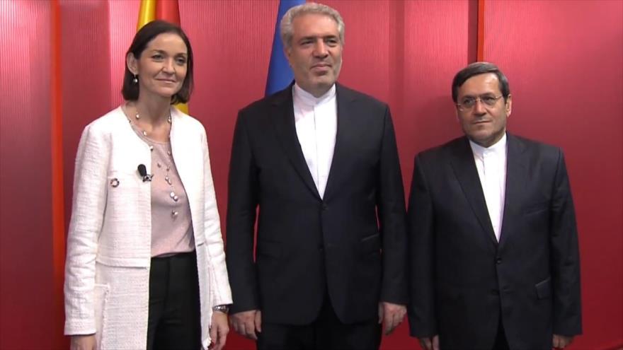 Irán y España acuerdan ampliar su cooperación turística | HISPANTV