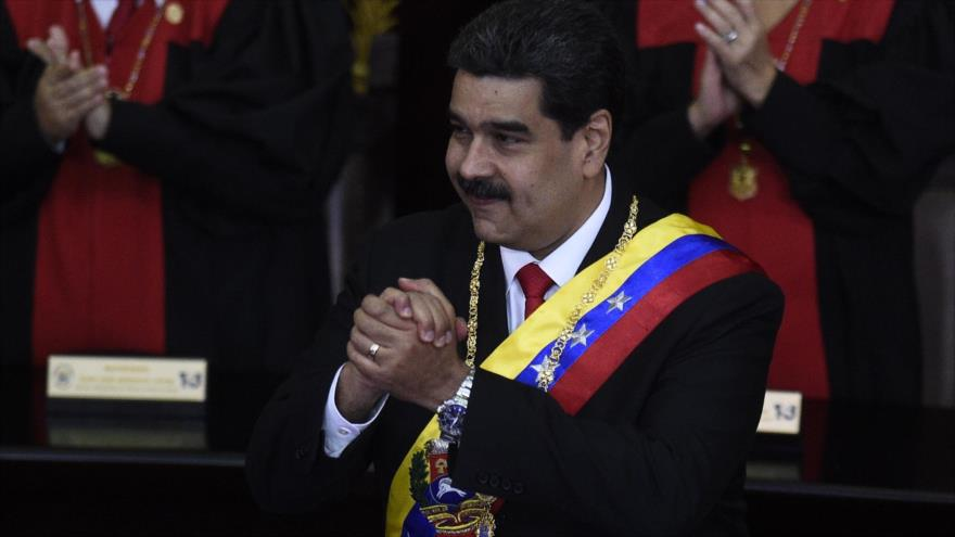 Maduro agradece apoyos a su Gobierno ante acciones golpistas