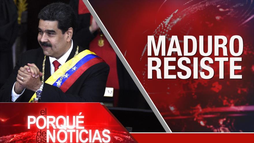 El Porqué de las Noticias: Crisis en Venezuela. 34 días de cierre del Gobierno en EE.UU. Periodista iraní liberada