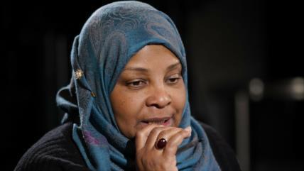 Hashemi denuncia que la detuvieron en EEUU por sus creencias