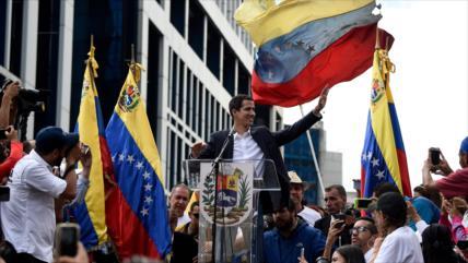 'EEUU busca repetir golpe de Estado de 1953 en Irán en Venezuela'