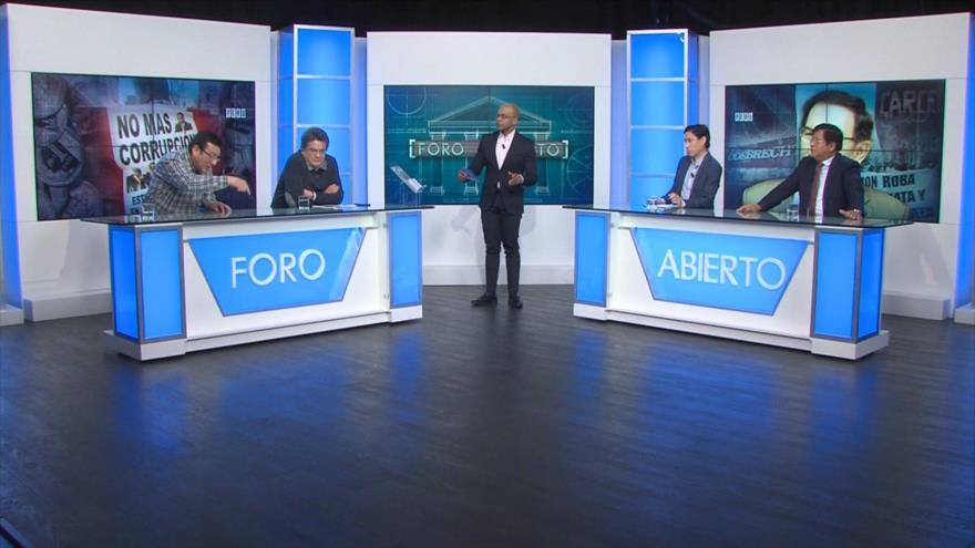 Foro Abierto; Perú: trabas para atajar la corrupción