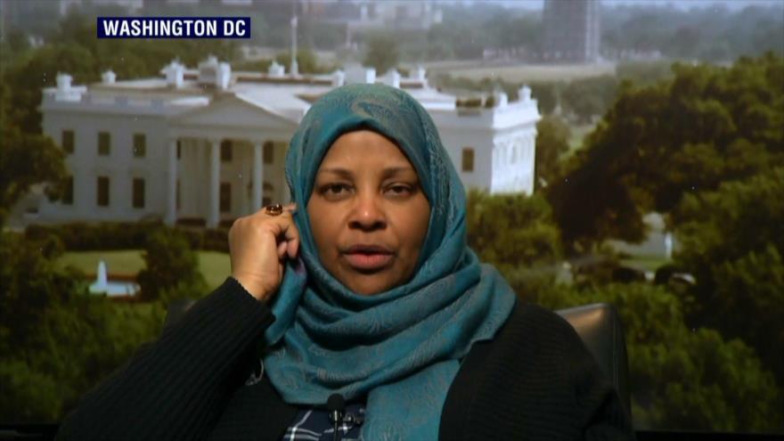 Hashemi denunciará injusticias de EEUU hasta su último aliento