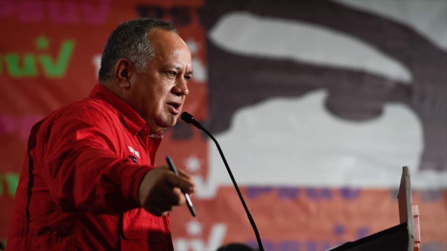 Cabello: Venezuela se convertirá en otro Vietnam si EEUU la ataca   HISPANTV