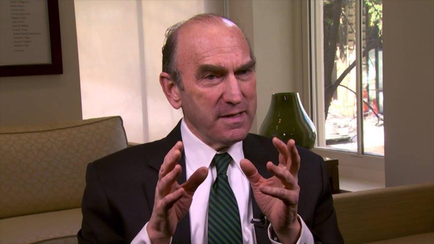 Elliott Abrams, el enviado designado para Venezuela.