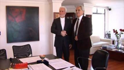 Ecuador e Irán firman memorando para cooperación cultural