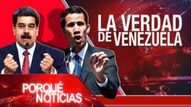 El Porqué de las Noticias: Tensión política en Venezuela. Apertura del Gobierno de EEUU. Solidaridad con Marzie Hashemi