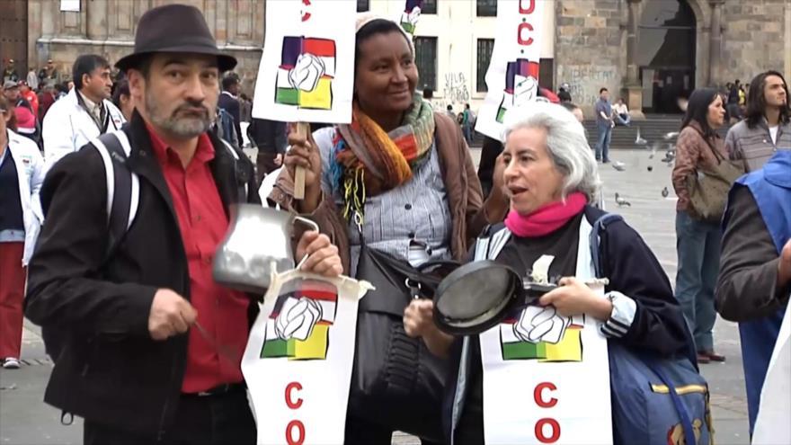 No paran los asesinatos a los líderes sociales en Colombia | HISPANTV