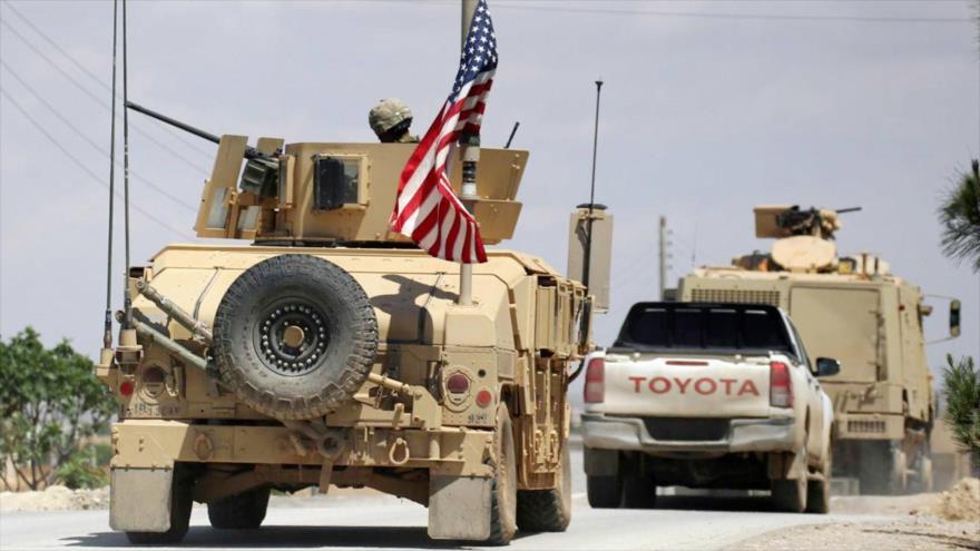 EEUU pretende mantener tropas en la base de Al-Tanf en Siria