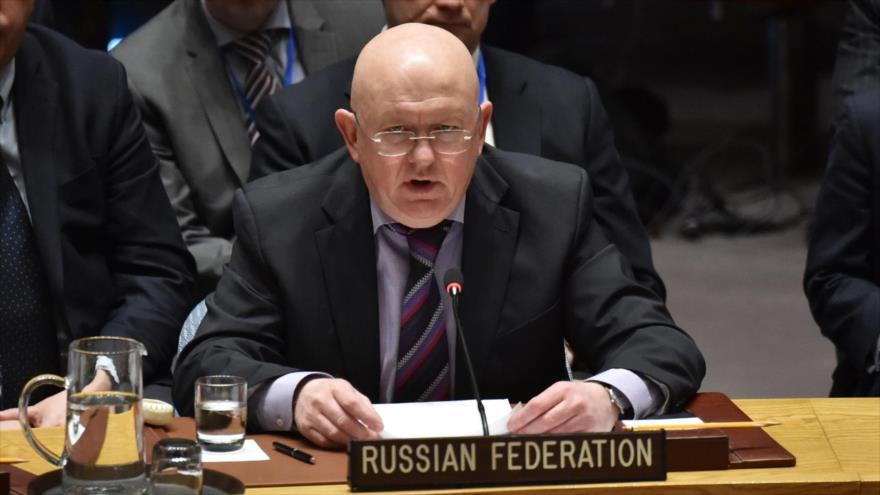 Rusia acusa a EEUU de urdir un golpe de Estado contra Venezuela | HISPANTV