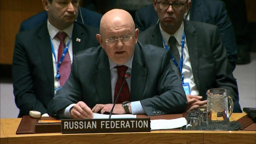Rusia acusa a EEUU de urdir un golpe de Estado contra Venezuela