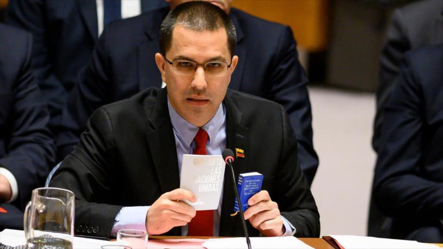 Venezuela: EEUU es el adalid del golpe de Estado contra Maduro