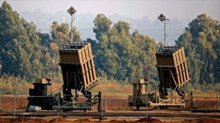 Todo el territorio ocupado por Israel al alcance de misiles sirios