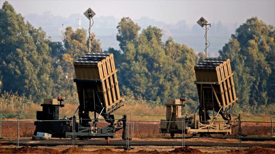 'Todo el territorio ocupado por Israel al alcance de misiles sirios'