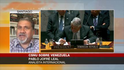 Analistas abordan reunión del Consejo de Seguridad sobre Venezuela