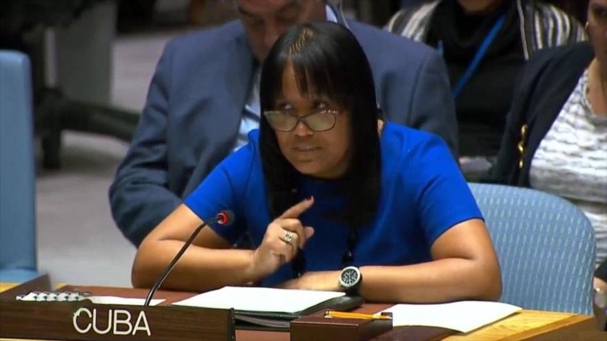 Cuba denuncia hostigamiento de EEUU en Venezuela y América Latina