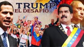 Detrás de la Razón: Rusia vs EEUU; próxima guerra Venezuela ¿y México?
