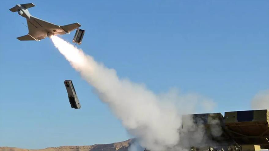Israel recurre a drones kamikaze por temor a defensa aérea de Siria