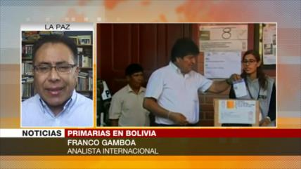 Gamboa: la oposición boliviana es incapaz de renovar su liderazgo