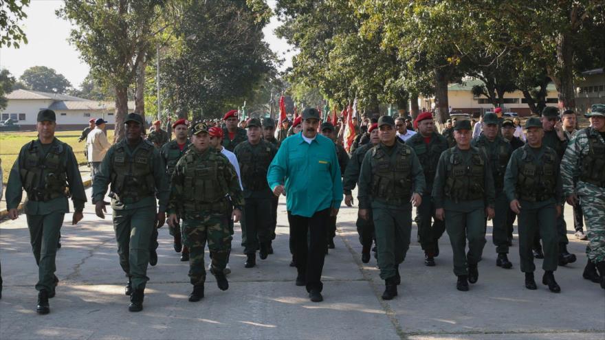 Maduro: Venezuela le dio una gran lección a EEUU en CSNU y OEA | HISPANTV