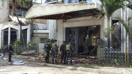 Daesh asume responsabilidad de doble atentado en Filipinas
