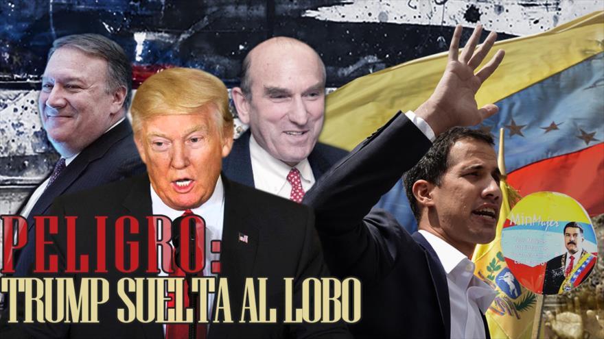 Detrás de la Razón: Alerta: Trump suelta al lobo contra Venezuela ¿qué harán Rusia y China?