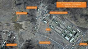 Fotos satelitales muestran programa balístico de Arabia Saudí