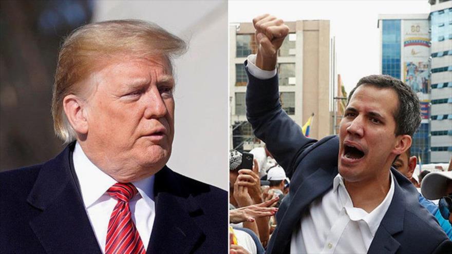 'Golpismo en Venezuela es un plan pactado entre Guaidó y Trump' | HISPANTV
