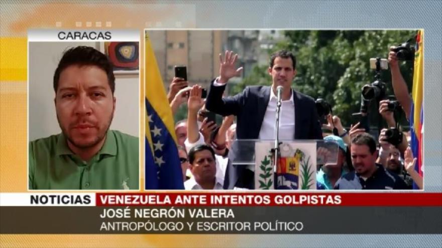 Valera: Guaidó y Pentágono buscan fracturar la FANB en Venezuela | HISPANTV