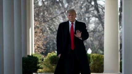 Trump amenaza con la opción de un nuevo 'shutdown'