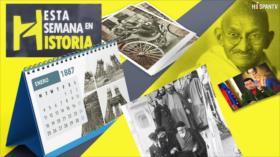 Esta Semana en la Historia: 28 enero - 3 de febrero