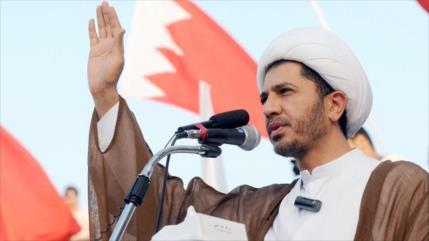 Baréin confirma cadena perpetua al líder opositor Ali Salman