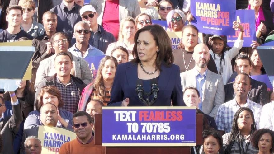 Partido demócrata de EEUU anuncia quinta precandidata presidencial