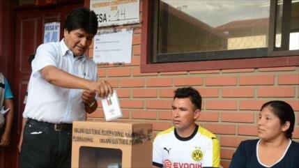 Bolivia denuncia sabotaje de la oposición en las primarias