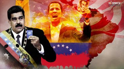 Venezuela bajo ataque de hipócritas y golpistas