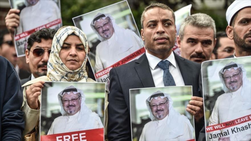 Atacan a expertos que revelan rol israelí en el asesinato de Khashoggi