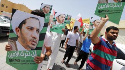 Oposición bareiní denuncia 'vengativo' fallo contra sheij Salman