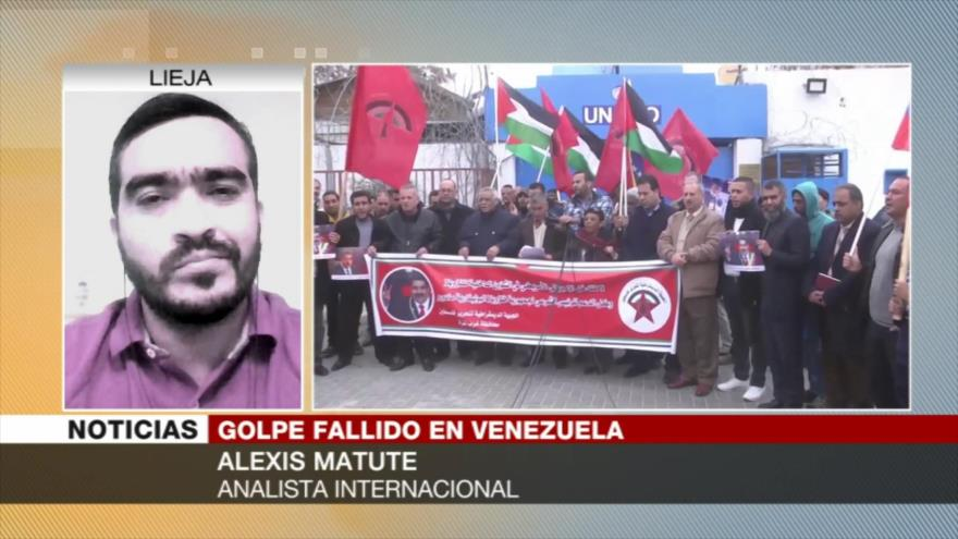 Alexis Matute: Guaidó no acepta el diálogo por presiones de EEUU | HISPANTV