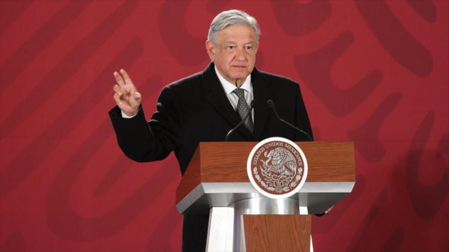 López Obrador rechaza petición de Guaidó para apoyar el golpismo