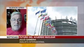 'Salida de EEUU del acuerdo nuclear arriesgó hegemonía del dólar'