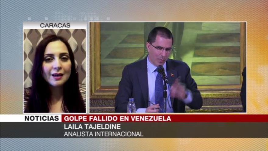 Tajeldine: Gobierno venezolano está comprometido con Constitución | HISPANTV