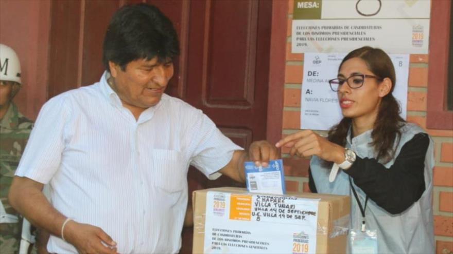Bolivianos formalizan a candidatos de presidenciales de octubre | HISPANTV