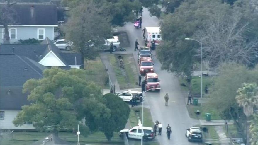 Tiroteo en EEUU deja un muerto y cinco policías heridos | HISPANTV