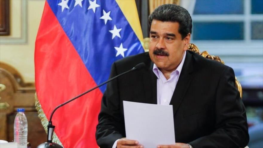 Maduro rechaza sanciones de EEUU y anuncia acciones legales | HISPANTV