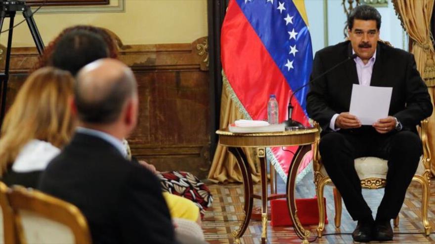 Maduro reitera su disposición para dialogar con la oposición   HISPANTV