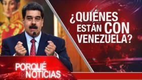 El Porqué de las Noticias: Acuerdo nuclear. Apoyo a Maduro. Primarias en Bolivia