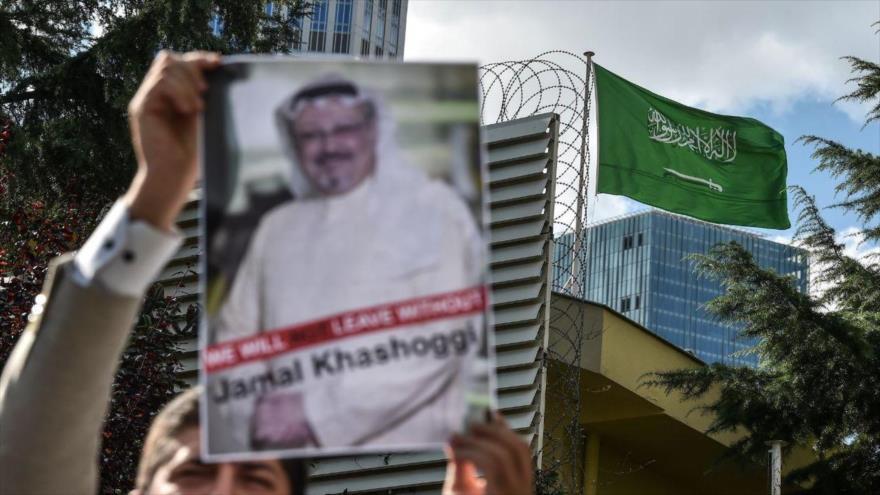 Consulado saudí en Estambul impide pesquisa de ONU sobre Khashoggi | HISPANTV