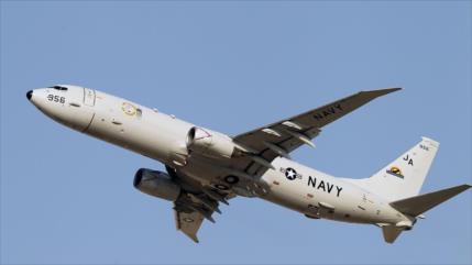 Caza Su-27 ruso intercepta un avión espía de EEUU en mar Báltico
