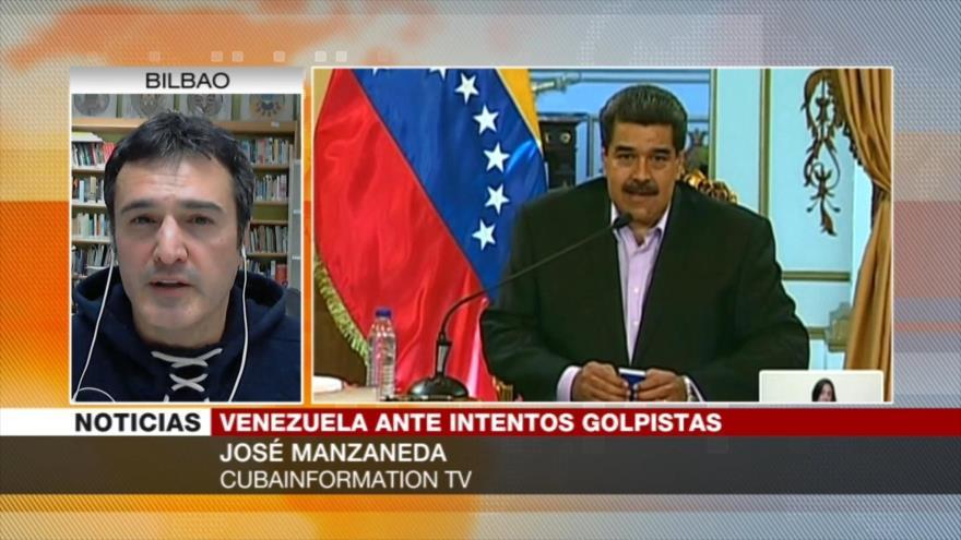'EEUU quiere hacer en Venezuela lo que hizo en Irak y Siria' | HISPANTV