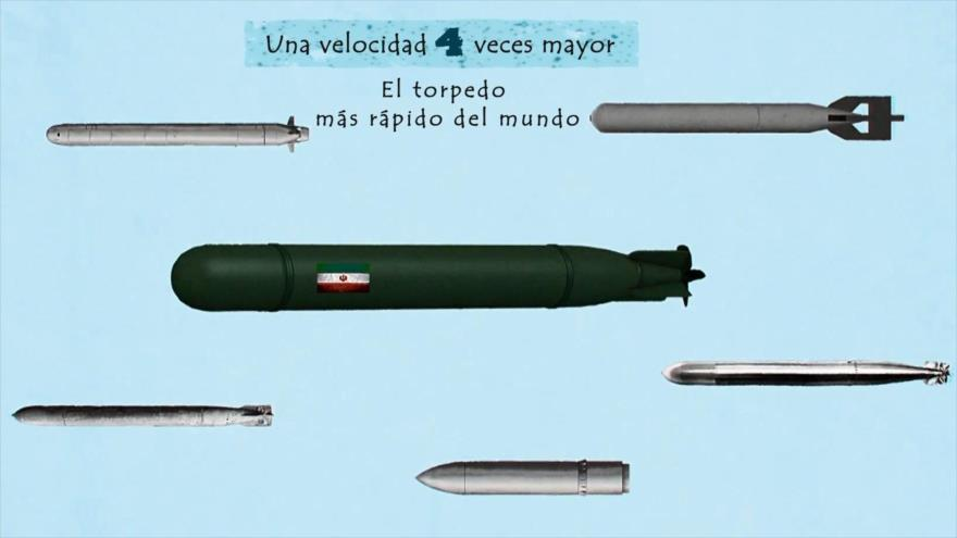 Los Primeros: El primer torpedo hecho en Irán